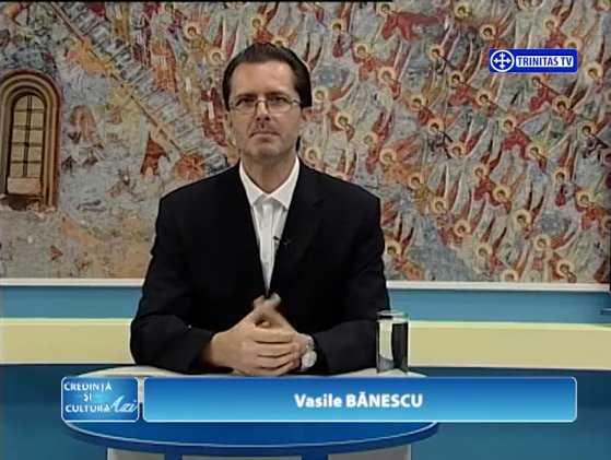 Vasile Bănescu - purtătorul de cuvânt al Patriarhiei Române